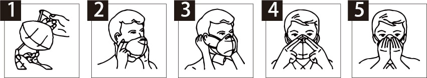 mask instructions